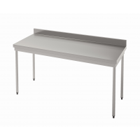 TABLES ADOSSEES SANS ETAGERE