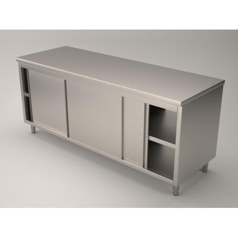 meubles de rangement bas centraux hupfer. Black Bedroom Furniture Sets. Home Design Ideas