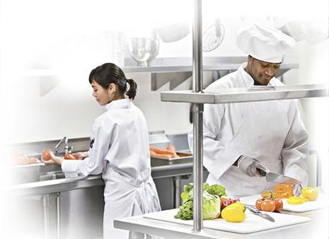 Une gamme complète d'équipements logistiques répondant aux besoins des professionnels de la cuisine et de la restauration