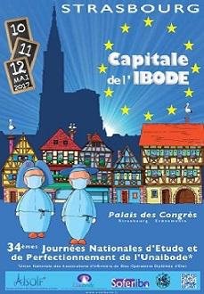 34èmes Journées Nationales d'Etude et de Perfectionnement de l'Unaibode Strasbourg 2017
